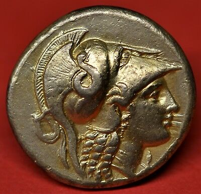 Electrotype Of A Gold Stater Of Alexander Iii (The Great) 336-323 Bc.