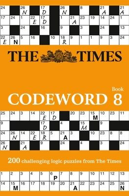TIMES CODEWORD 8, The Times Mind Games, 9780008218607