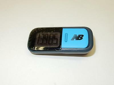 New Balance Via Calorie Pedometer to count Steps, Distance, Calories 50122NB