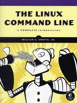 The Linux Command Line: A Complete Introduction (Paperback), Shot. 9781593273897