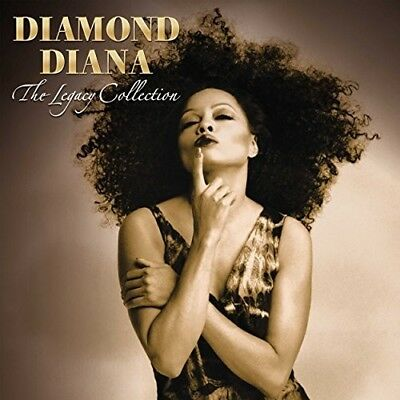 Diana Ross - Diamond Diana: The Legacy Collection [New CD]