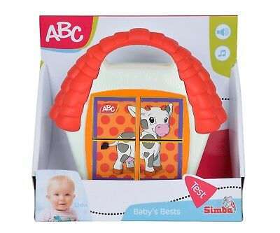 Simba ABC Sound & Melodie Puzzle # 104011732