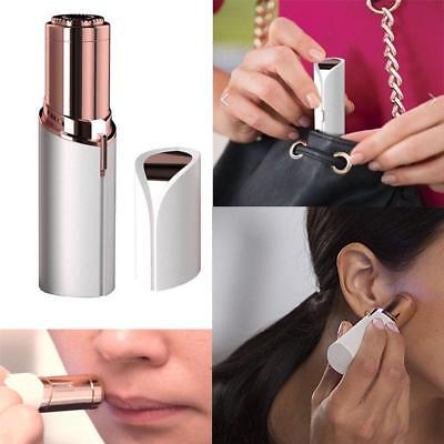 Flawless Skin Women Painless Hair Remover Removal Face Facial Finishing Touch