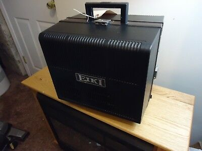 16mm Eiki SL 54265 Slot Load Projector Serviced With Scope Brackets