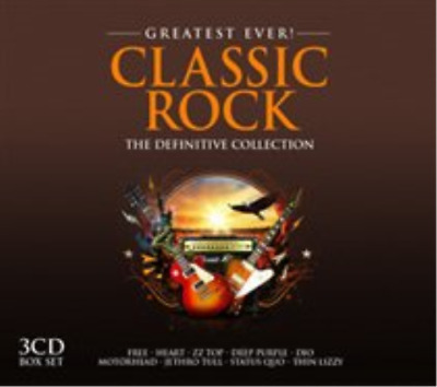 Various Artists-Classic Rock  (UK IMPORT)  CD / Box Set NEW
