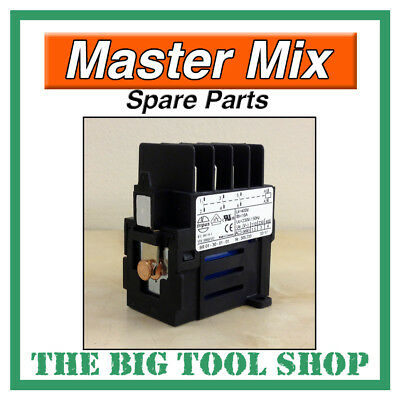 Mastermix Switch 240V Mini Mix 130 Motor - Old Type Minimix