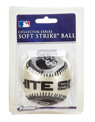 Franklin MLB Team Soft Strike® Baseballs - White Sox, Soft Strike, Ballsport,