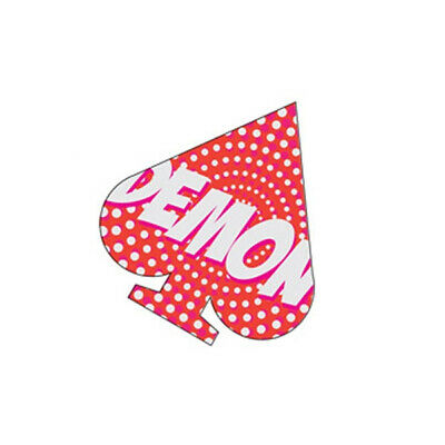 Demon Spade Stomp Pad - Snowboard Antirutschpad red/white Farbe: red/white