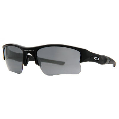 Oakley Flak Jacket XLJ 03-915 Jet Black Iridium Men's Sport Sunglasses