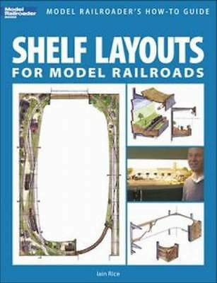 Kalmbach Book  Shelf Layouts For Model Railroads