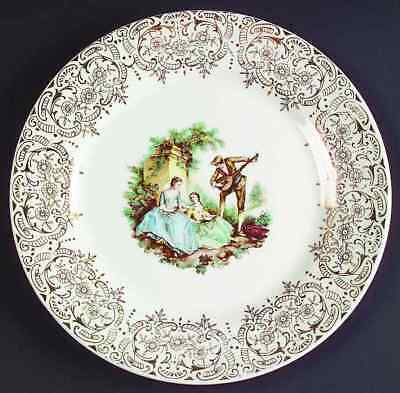 American Limoges CHINA D'OR Salad Plate 317298