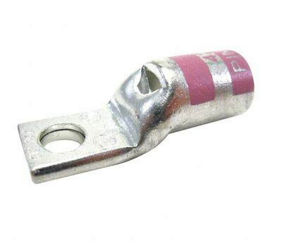 THOMAS&BETTS Lug Compression Connector, Straight Barrel, Pink 1pc (8F7-007*A)