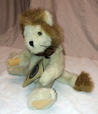Boyds Bear Collection Leopold Lion