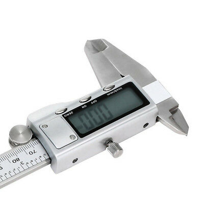 "6"" 150mm Stainless Steel Digital Vernier Electronic Caliper Micrometer Guage WYS"
