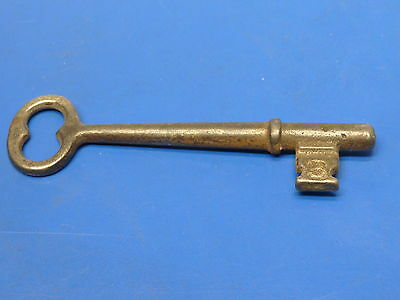 Vintage #3 Steel Skeleton Key,Lot of 1,USED