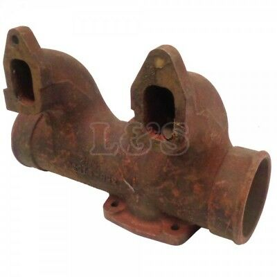 Exhaust Manifold Centre Section for Lister HA6 Engine Range - 356 27530