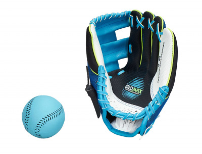 Franklin Teeball Fielding Glove - Air-Tech Sport (mit Ball), leuchte, Baseball,