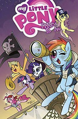 My Little Pony: Friendship is Magic Volume 4 by Heather Nuhfer | Paperback Book
