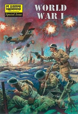 World War I (Classics Illustrated Special Issue) (Paperback), 9781906814786