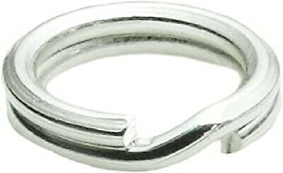 925 Solid Sterling Silver Split Rings 5mm 6mm 7mm 8mm