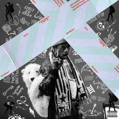 Lil Uzi Vert - Luv Is Rage 2 [New Vinyl LP] Explicit, Digital Download