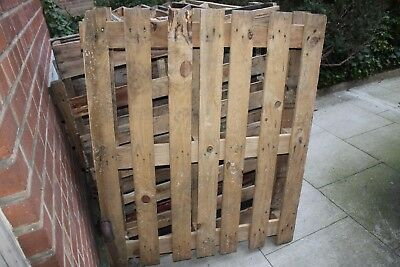 """CKStamps : 20 used Wood Pallets for free, 40x48 , """"office pick up only, NY 11354"""