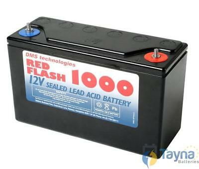 Red Flash 1000 Batterie