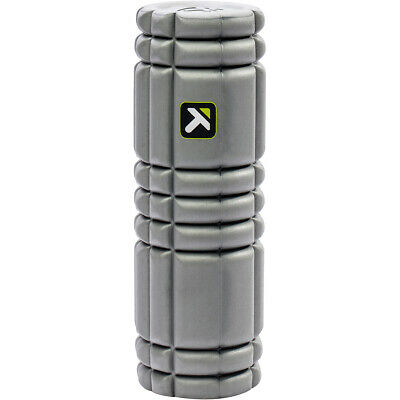 "Trigger Point Performance 12"" Solid Core Foam Roller - Gray"