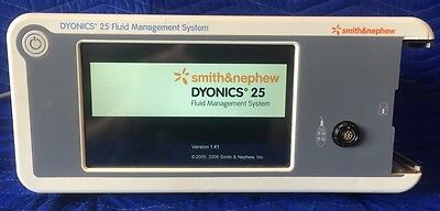 Smith & Nephew Dyonics 25 Fluid Management System 7211010