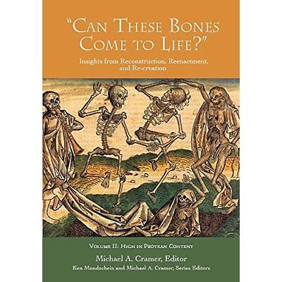 Can These Bones Come to Life? Vol. 2: High in Protean C - Paperback NEW Michael