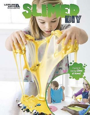 Slimed DIY a Guide to Making Slime at Home! Book