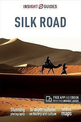 Insight Guides Silk Road by Guides, Insight | Paperback Book | 9781786715937 | N