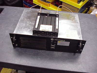 Motorola XPR 8400 DMR Repeater 450-512MHZ WITH 6 CAVITY DUPLEXER