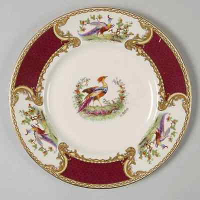 Myott Staffordshire CHELSEA BIRD RED Salad Plate 408989