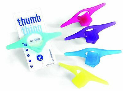 Thumb Thing Book Page Holder and Bookmark, Xlarge TPG-TT4