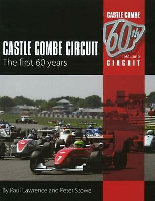 Castle Combe Circuit: The First 60 Years (Hardcover), Lawrence, P. 9781903378748