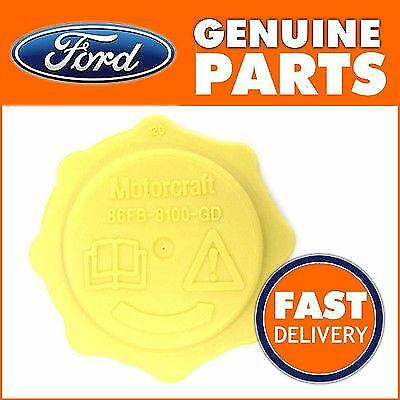 Genuine Ford Ka Radiator Cap - All Models (08.99 - 09.08) 7267969