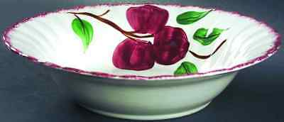Blue Ridge Pottery CRAB APPLE Round Vegetable Bowl 40344
