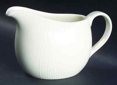 Block CURVES-WHITE 6 Oz Creamer 6368000
