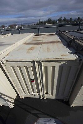 Shipping Container----20 foot #10 (the better of the two), San Jose California