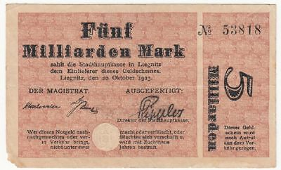 145 Liegnitz, 5Md.Mark, 20.10.23