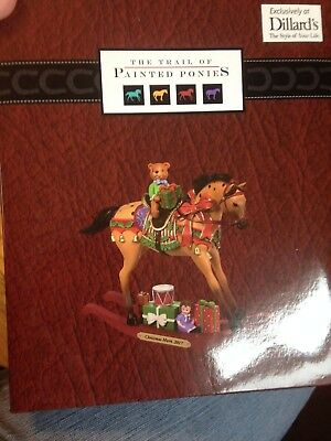 New Trail Of Painted Ponies Christmas Morn 2017 Figurine With Free Shipping