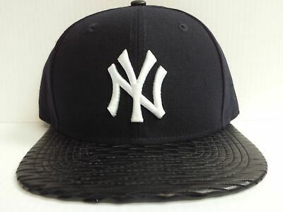 be0d907ad NEW YORK YANKEES New Era 9Fifty Blk/Gold Python Snake Bill Snapback ...