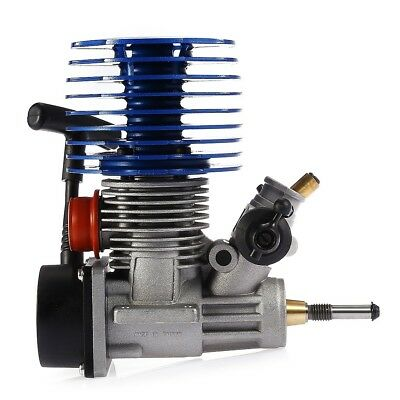 28 Nitro Engine M28-P3 4.57cc Pull Starter for 1:8 1:10 1:12 Car Buggy Truck