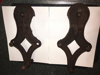 Vintage 1901-1903 Alith Prouty Co, Danville,Ill Reliable Barn Door Hanger Roller