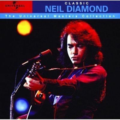 Neil Diamond: The Universal Masters Collection – 18 Track Cd, Best Of / Greatest