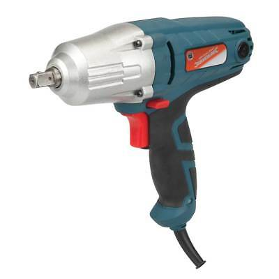 """Silverstorm 400W Electric Impact Wrench 1/2"""" Sq. Dr. Power Tool with Sockets"""