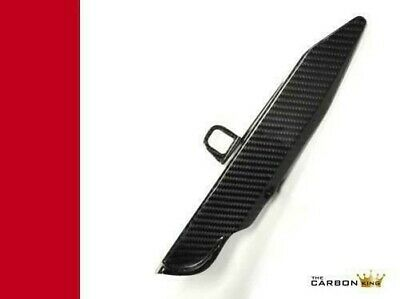 Ducati Scrambler Carbon Fibre Chain Guard In Twill Gloss Weave Fiber