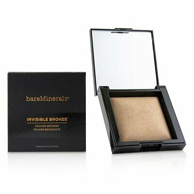 BareMinerals Invisible Bronze Powder Bronzer - Medium 7g Bronzer & Highlighter