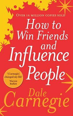 How To Win Friends And Influence People by Dale Carnegie | Paperback Book | 9780